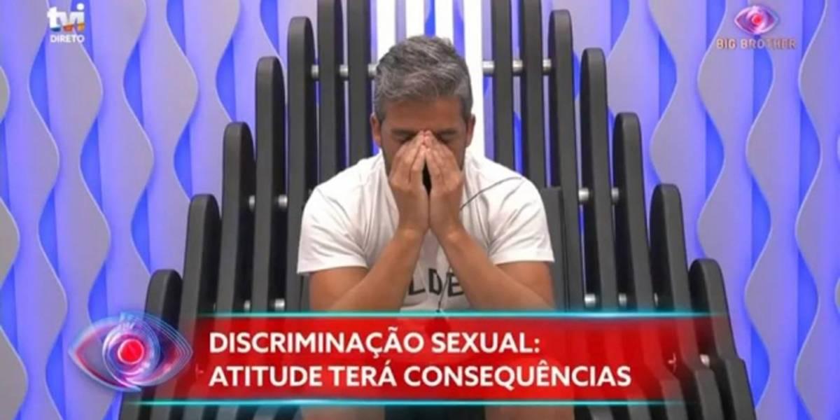 Público do Big Brother Portugal vai decidir eliminação de participante acusado de homofobia
