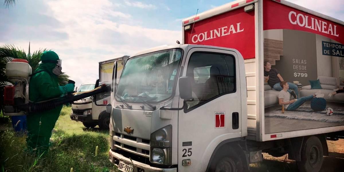 Colineal Corp. prepara tiendas y protocolos de bioseguridad para apertura de locales