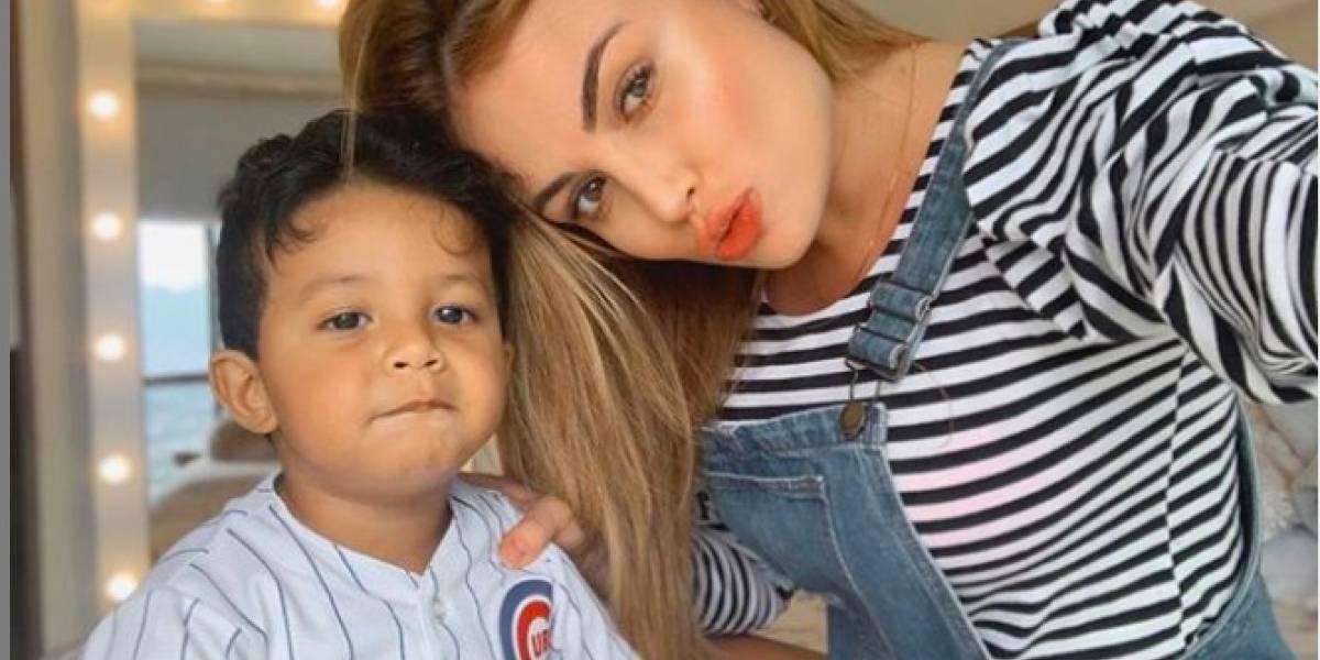 El lujoso regalo que Sara Uribe le dio a su hijo da de qué hablar en redes