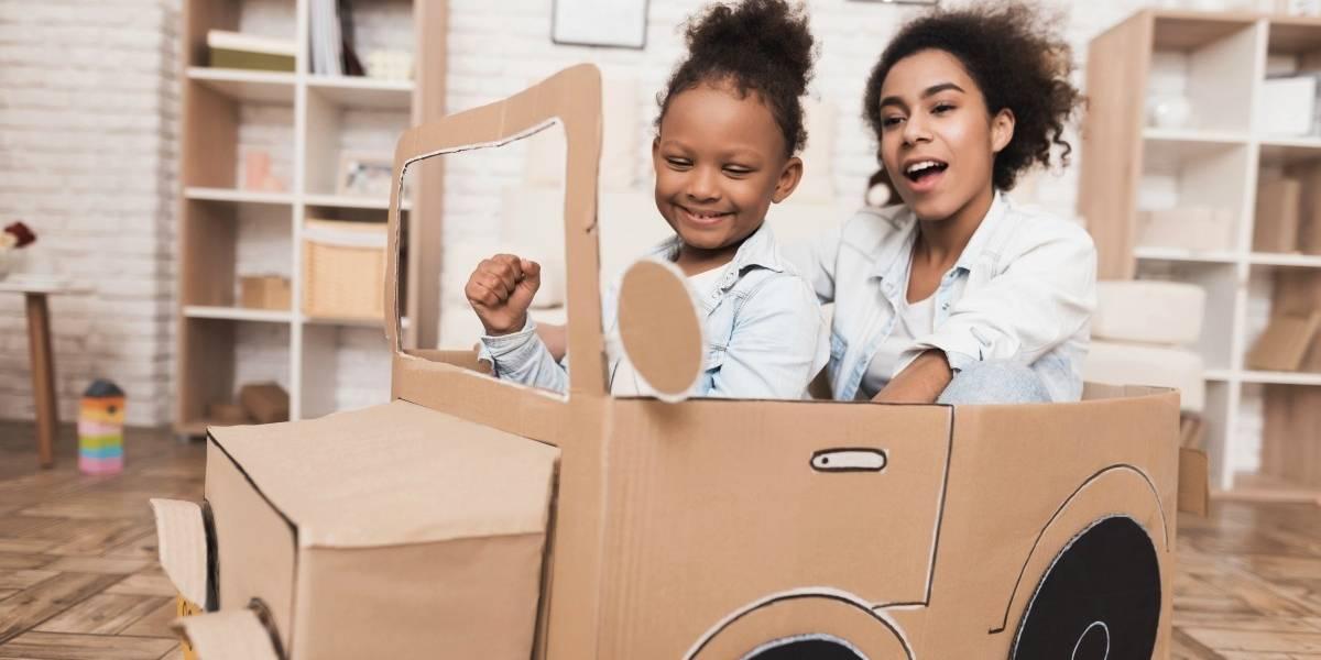 Momentos valiosos: separe um tempo do dia para se divertir com cada um de seus filhos