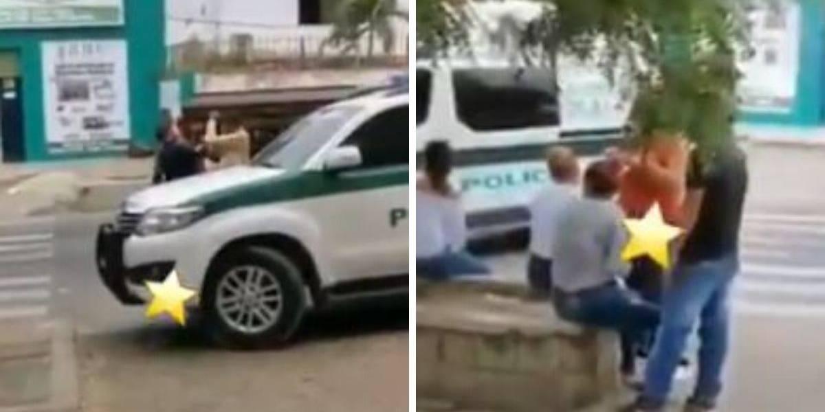 ¡De no creer! Personas sacaron ataúd a la fuerza para realizar cortejo fúnebre en plena cuarentena