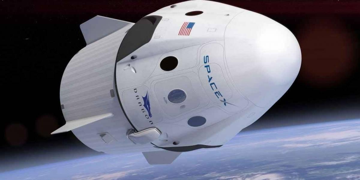 Con este simulador gratuito de SpaceX puedes vivir la experiencia de un astronauta
