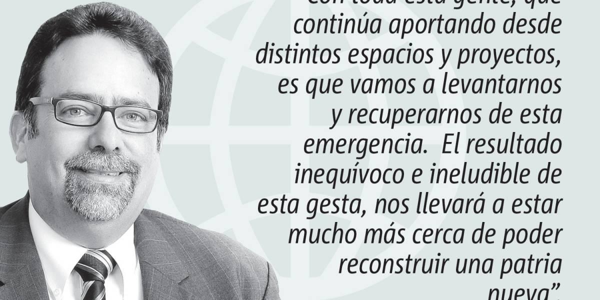 Opinión de Denis Márquez Lebrón: Haciendo Patria