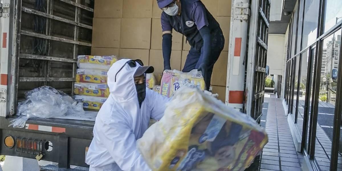 Grupo Familia dona más de 400 mil unidades de productos de higiene y aseo
