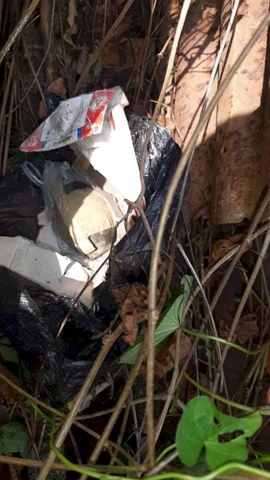 localizan explosivo en Suchitepéquez