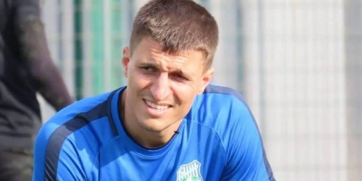Futbolista confiesa que asesinó a su hijo con síntomas de coronavirus