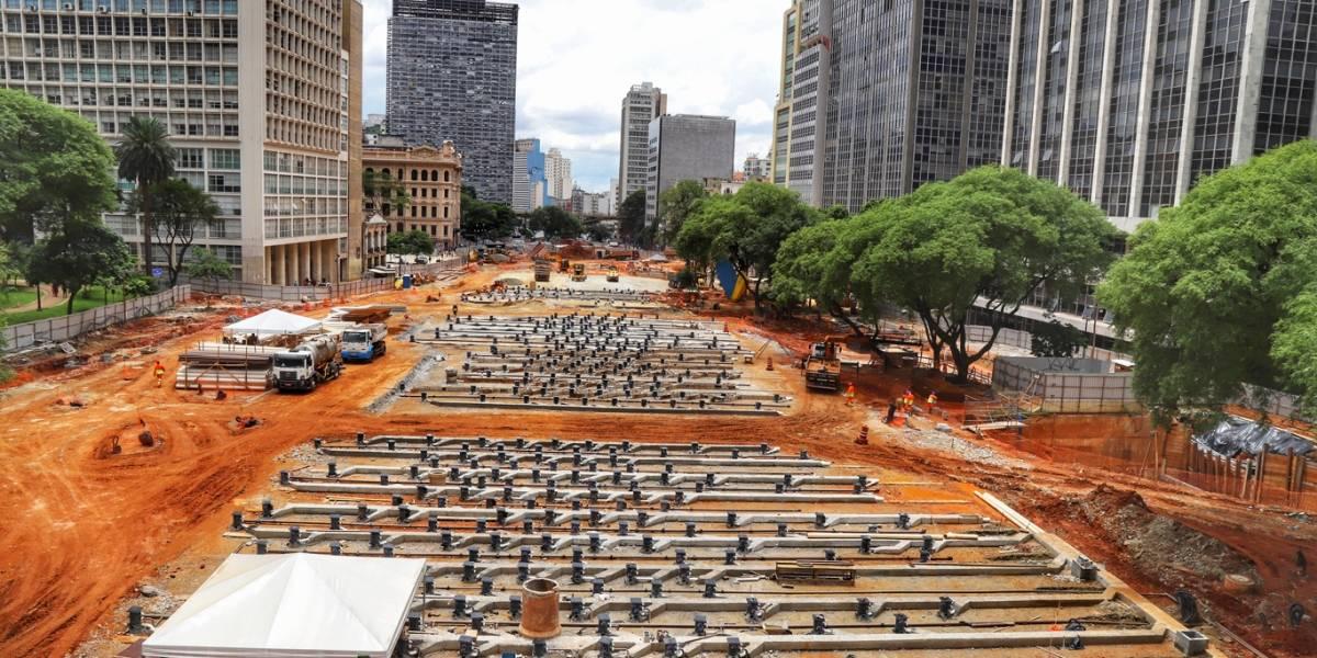 São Paulo abre consulta pública para concessão do Vale do Anhangabaú
