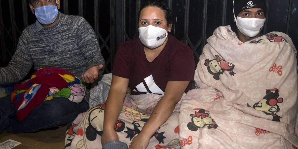 Venezolanos en Ecuador piden prórroga para tramitar visado humanitario