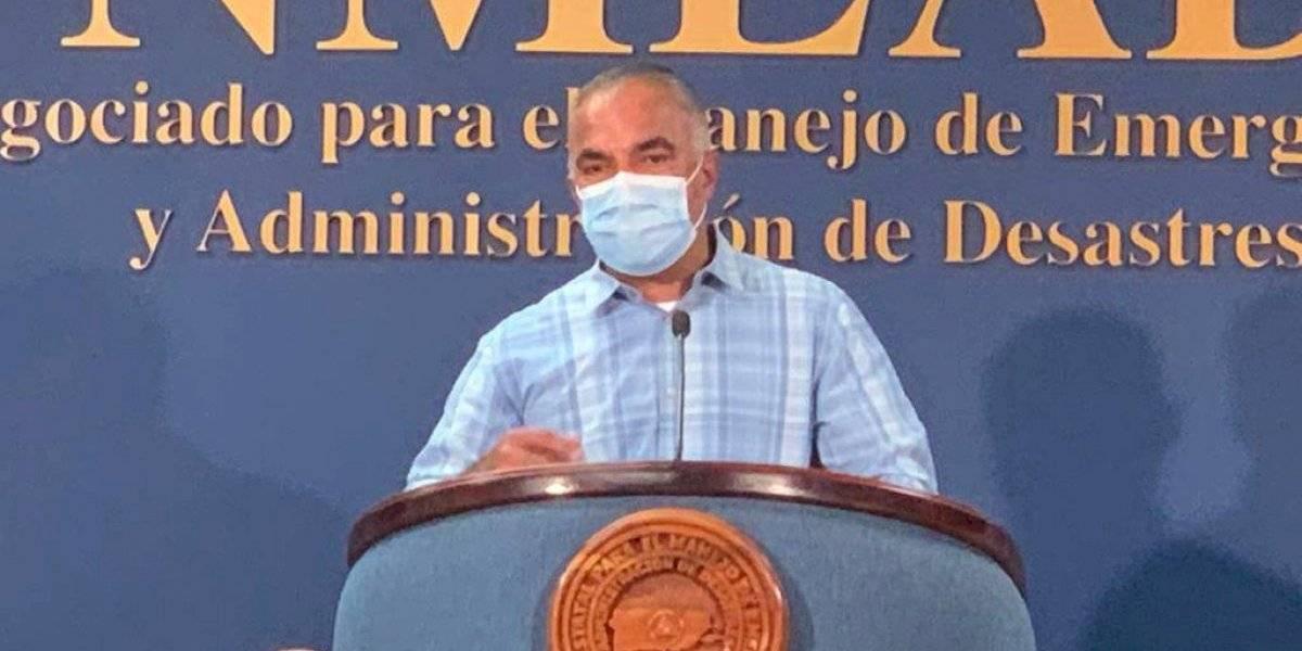 Secretario de Salud expresa preocupación por cantidad de muertes por COVID