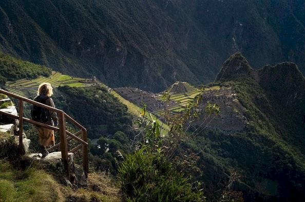 Machu Picchu gratis Getty
