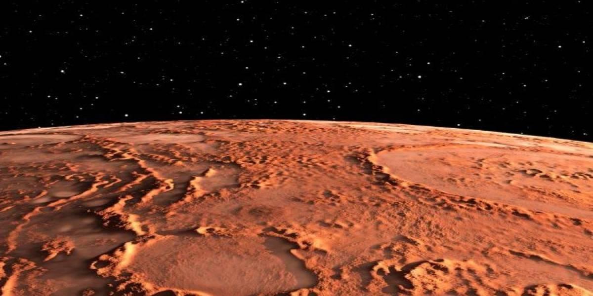 Marte: así se ven las imágenes captadas por los 'mars rovers' renderizadas a 4K