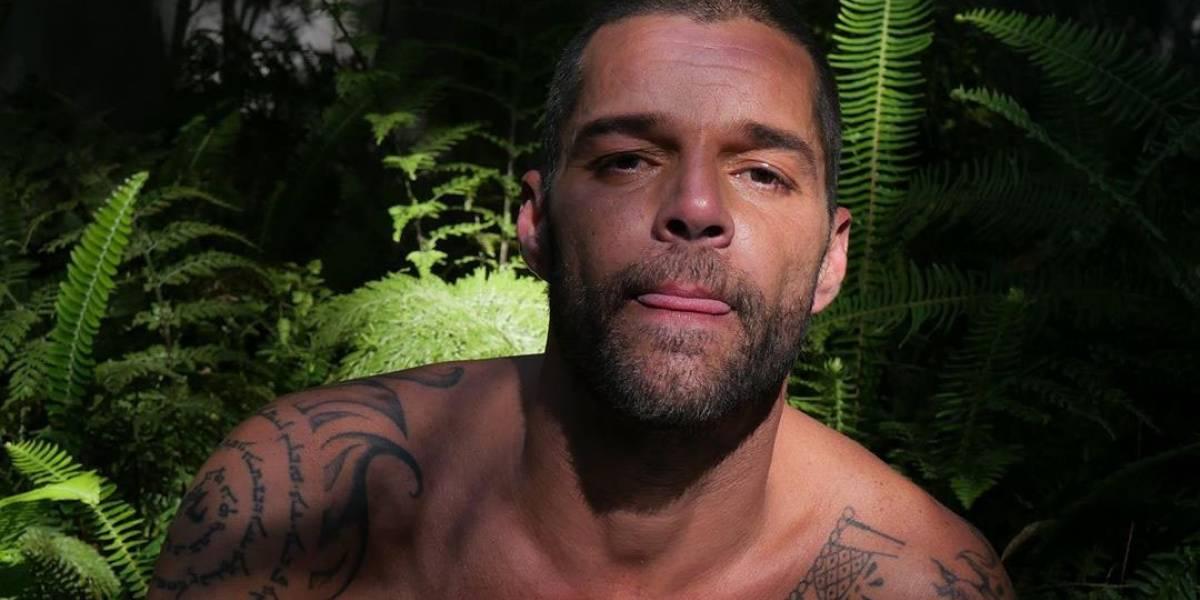 Ricky Martin relata su terrible experiencia y ansias por el encierro