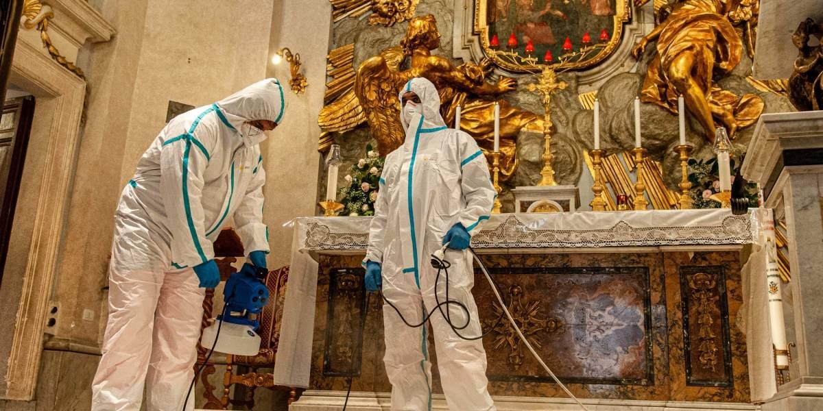 Pandemia de coronavirus supera los 297 mil muertos en el mundo