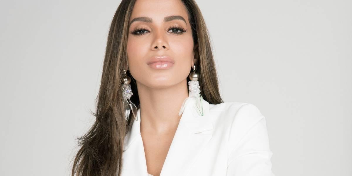Anitta quer ser presidente?