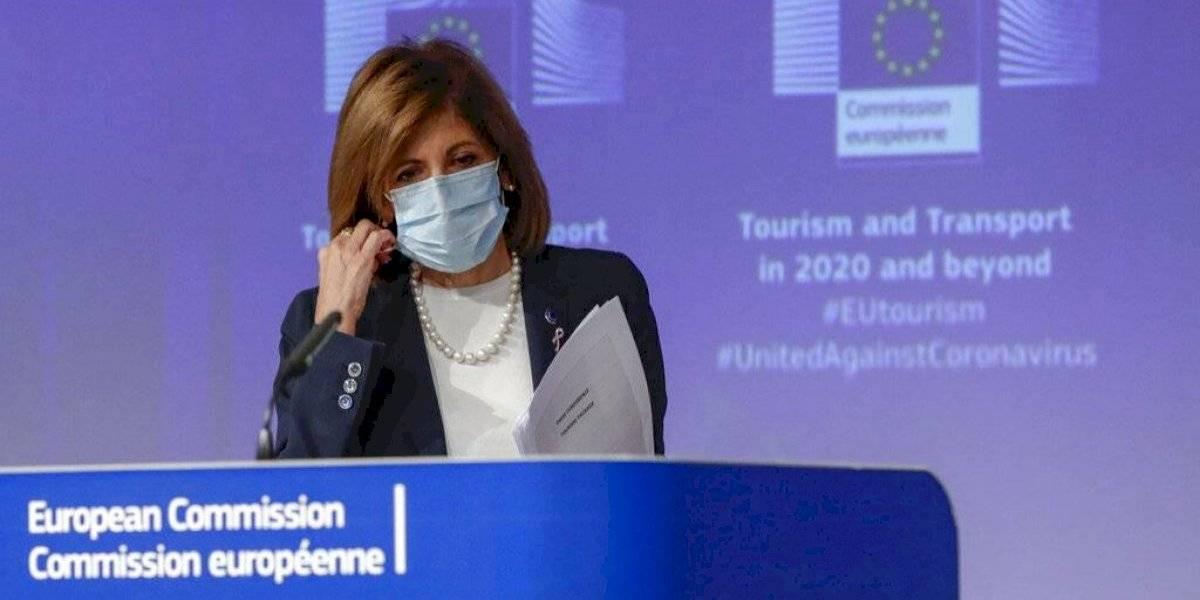 Unión Europea suspende entrega de 10 millones de mascarillas chinas por mala calidad