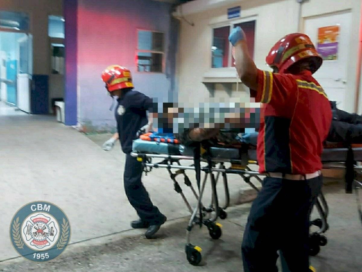 ataque armado contra camión recolector de basura en zona 7