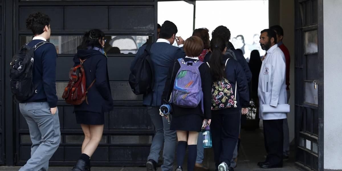 Así opera el Seguro contra accidentes escolares