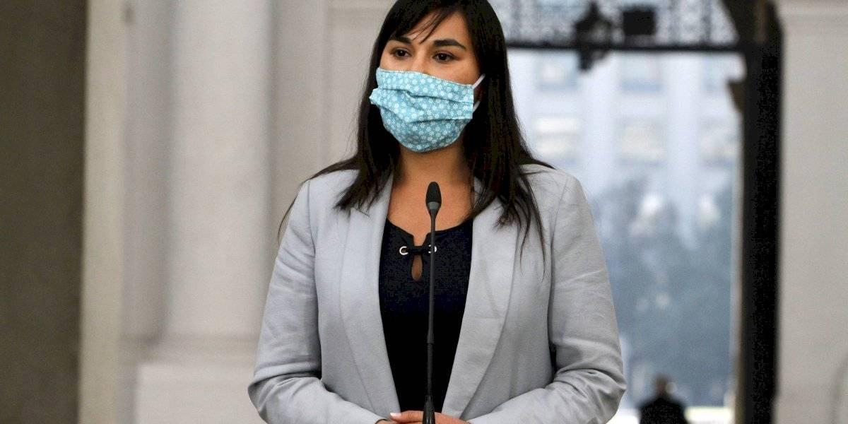 """Izkia Siches con todo: """"Yo no sé en qué país viven las autoridades de Gobierno"""""""
