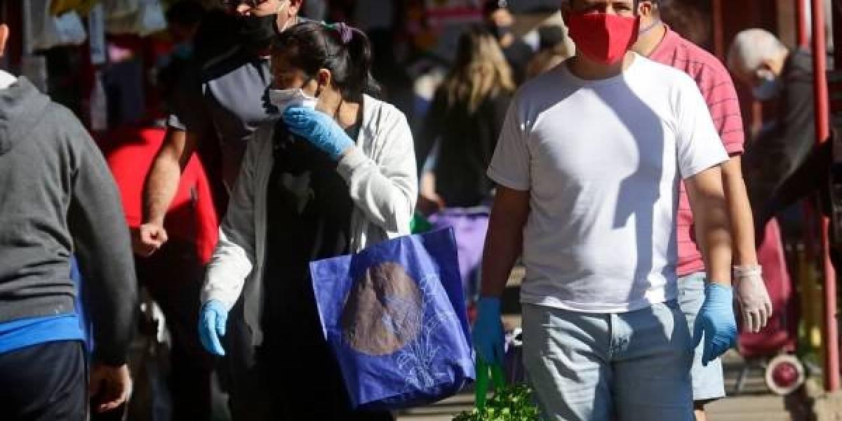 Fuerte y drástica medida en Santiago de Chile tras aumento en nuevos casos de Covid-19