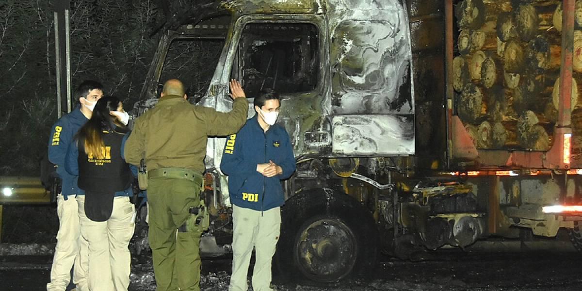Gobierno presentará querella por los últimos ataques en La Araucanía