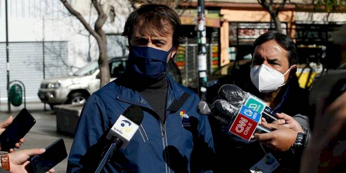 Alcalde Sharp pide cuarentena para Valparaíso e Ingreso de Emergencia de $500 mil