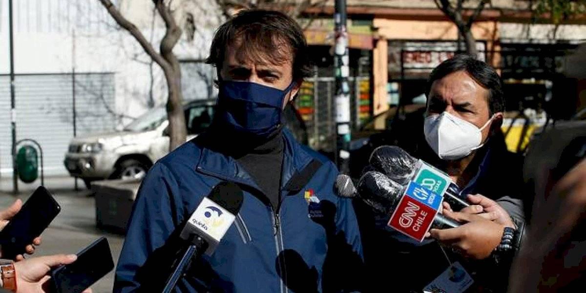 Alcaldes piden a Piñera y Mañalich decretar cuarentena en la Región de Valparaíso