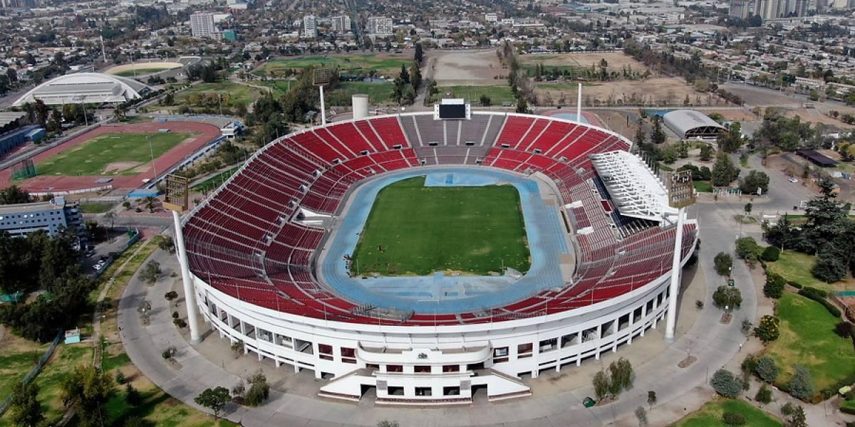Estadio Nacional postula a la final de las próximas tres Libertadores
