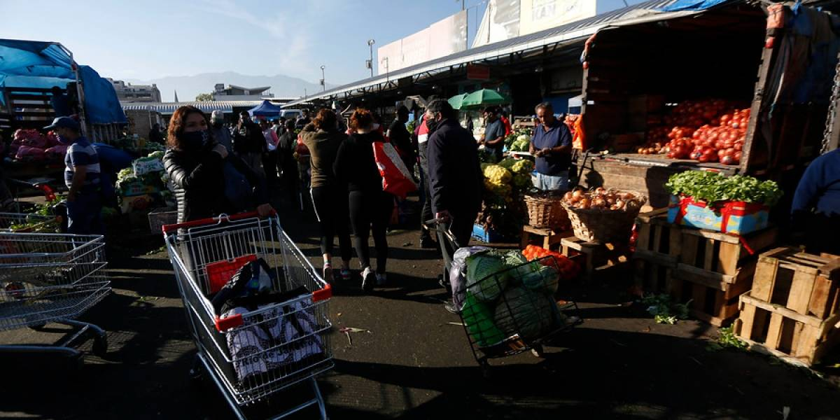 Guía para el abastecimiento en los días de cuarentena total en el Gran Santiago