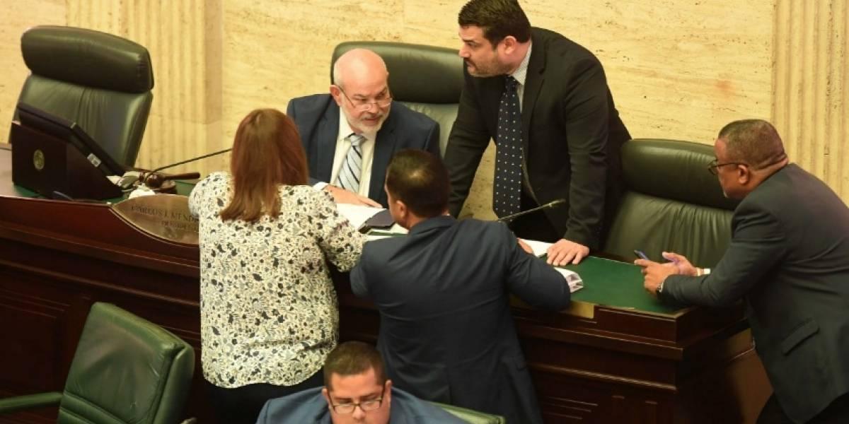 Rumbo al Senado presupuesto del próximo año fiscal