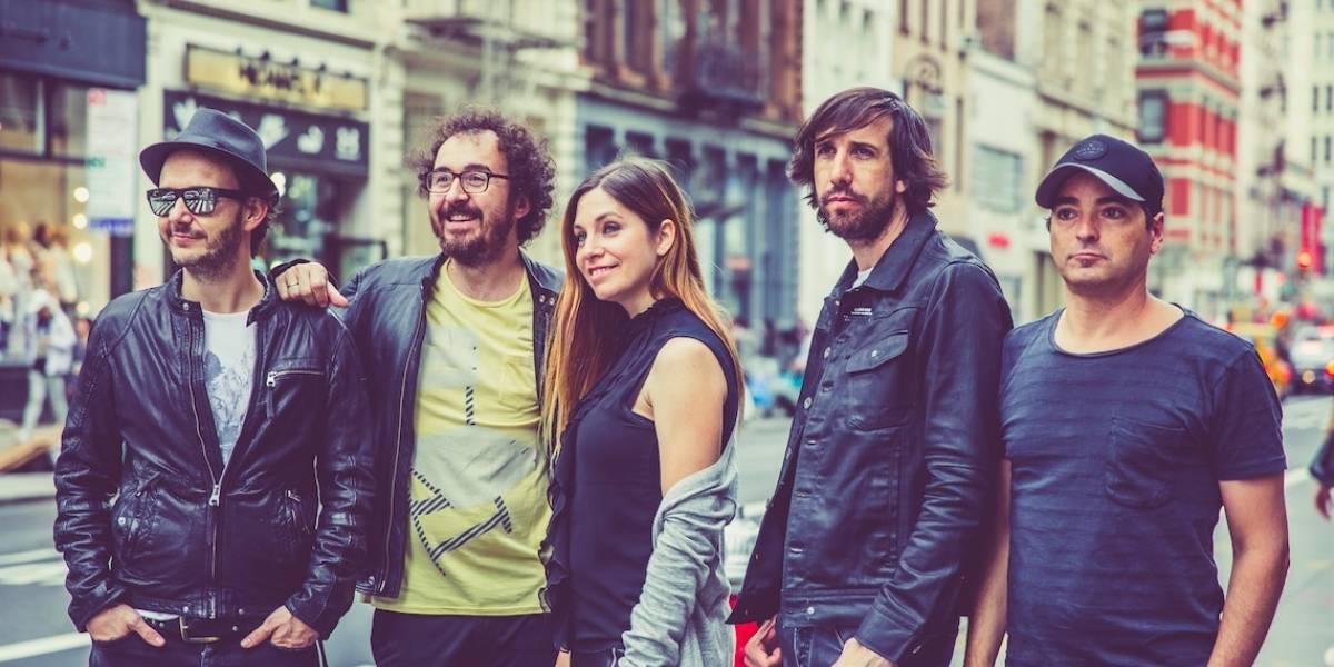 """""""'Abrázame' refleja ese sonido nuevo con el que viene la banda"""": La Oreja de Van Gogh"""
