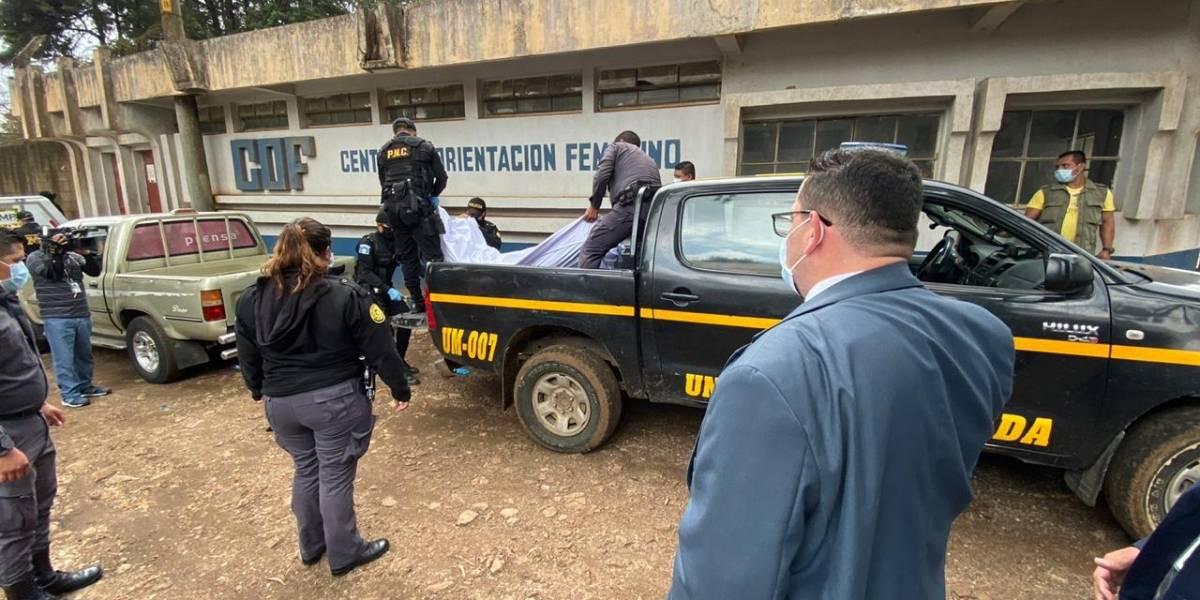 Mujer sentenciada por asesinato de su esposo es hallada muerta en prisión