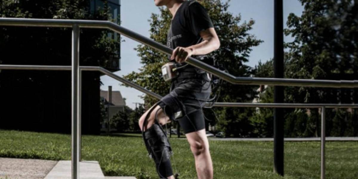 Ciencia: expertos de Harvard crearon un exosuit que permite caminar a las personas que sufrieron accidentes cerebrovasculares