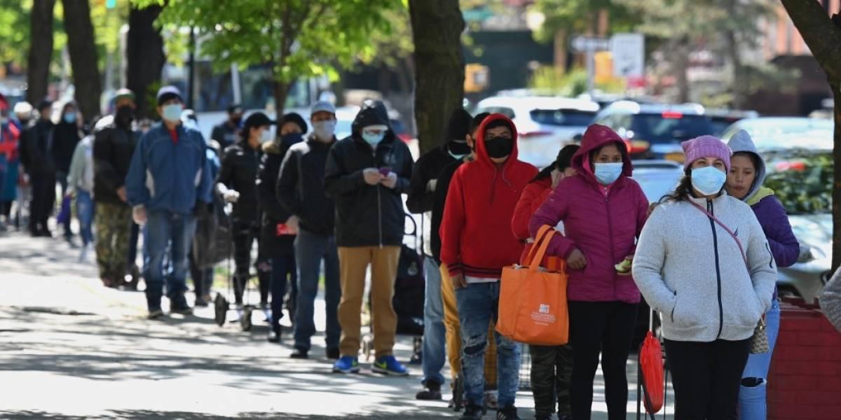 Fed: Un tercio de los desempleados en EE. UU. no puede pagar las cuentas