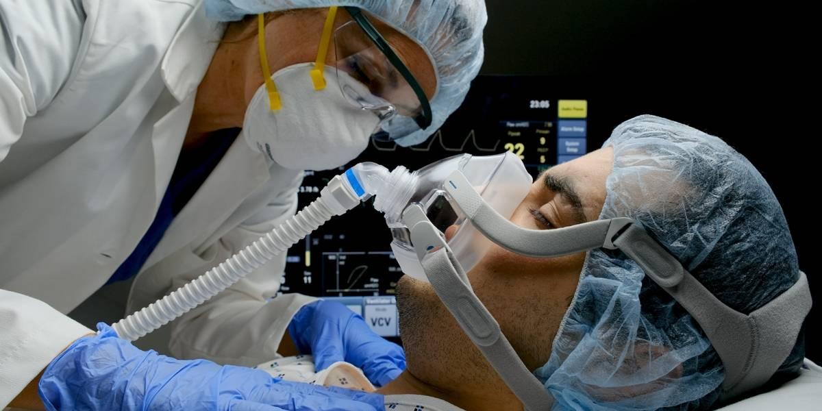 Covid-19: medicamento chileno podría ser un aporte clave para quienes dependan de un ventilador mecánico