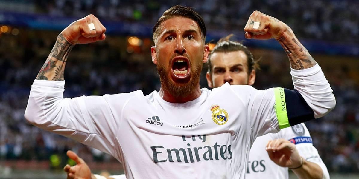 Árbitro admitió error que favoreció al Real Madrid ante el Atlético en la final de la Champions