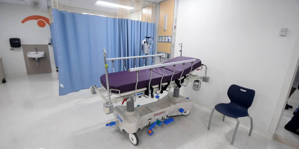 Informan retrasos de operaciones en Hospital de Veteranos ante el paso del potencial ciclón