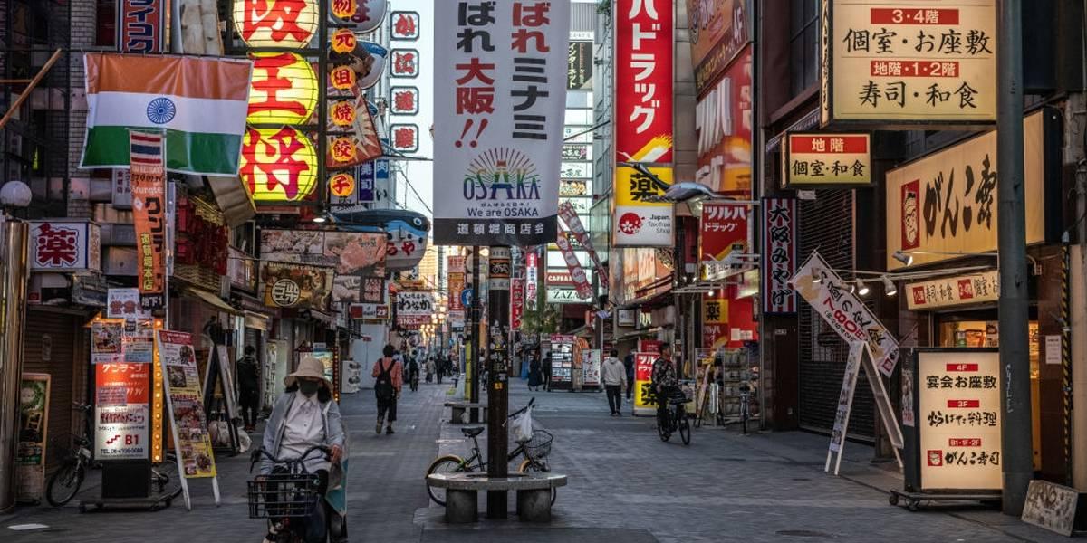Japão volta para alerta máximo de emergência para covid-19