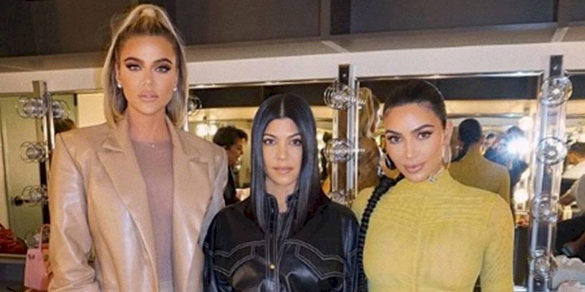 Kim y Khloé Kardashian atacan a Kourtney tras la escandalosa pelea que terminó en golpes