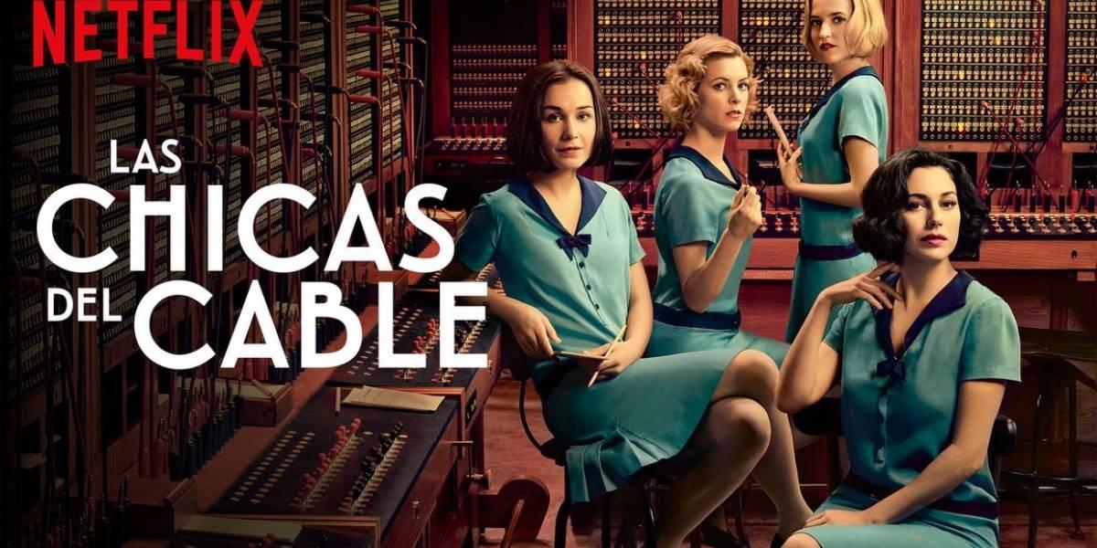 Las chicas del cable: segunda parte de última temporada llega en julio