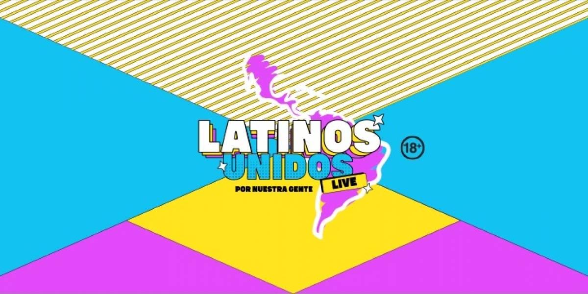 Latinos Unidos: Pilsener representará a Ecuador en el streaming musical más grande de la región