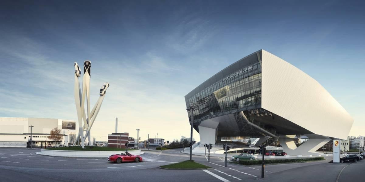 Entra gratis al Museo Porsche desde tu casa a través de Instagram