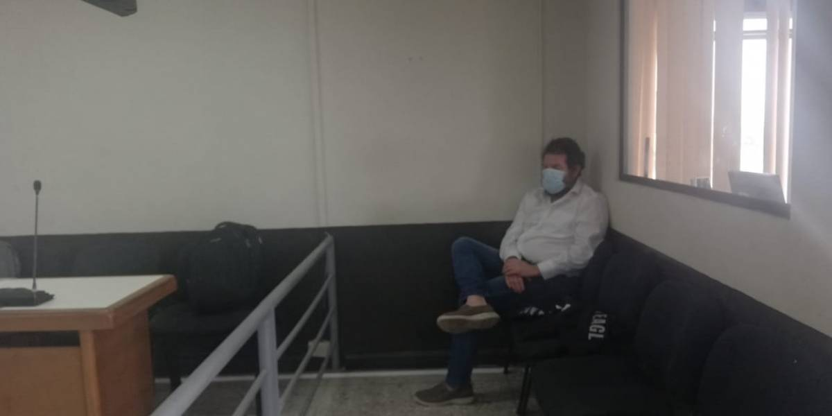 """Tribunal rechaza pedido de arresto domiciliario del """"Rey del Tenis"""""""