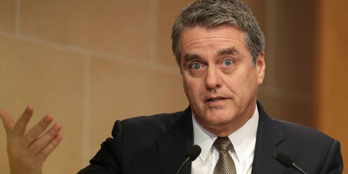 Brasileiro anuncia que deixará direção-geral da OMC em agosto