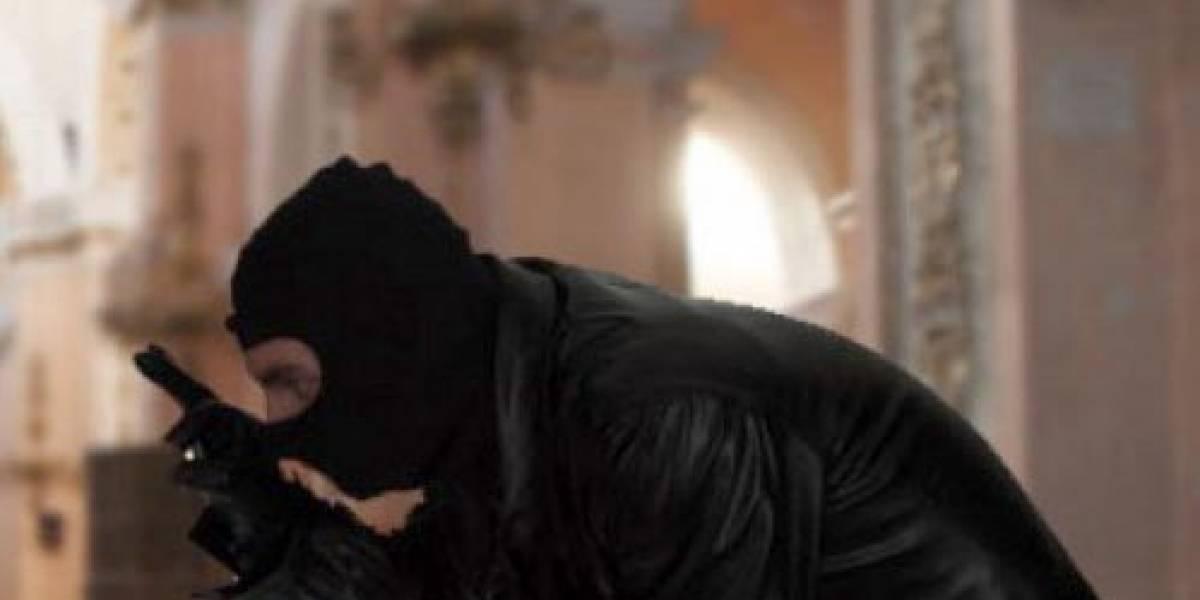 Hombre ingresó por el techo de una iglesia evangélica a robar