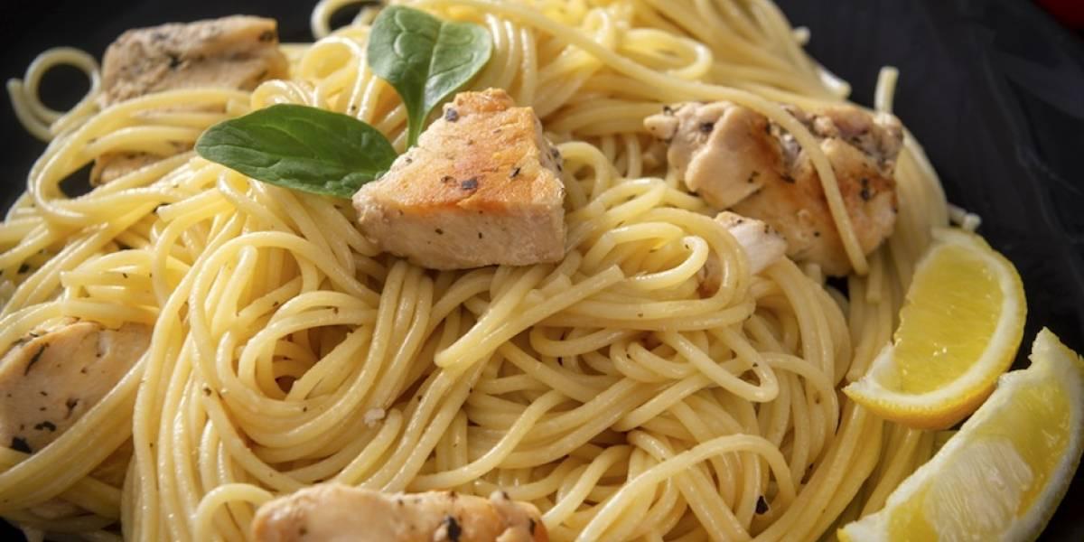 ¡Métele caña! y aprende a preparar un delicioso espagueti al limón