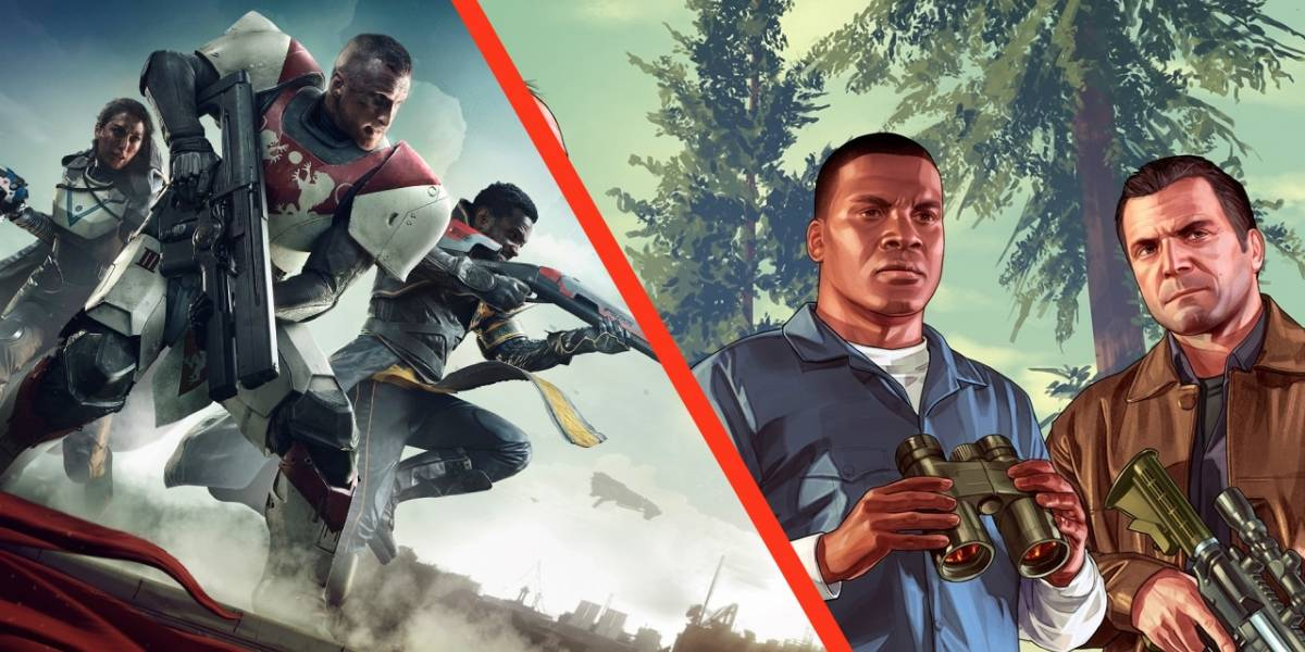 Grand Theft Auto V y otros 5 juegos gratis que puedes encontrar en PC