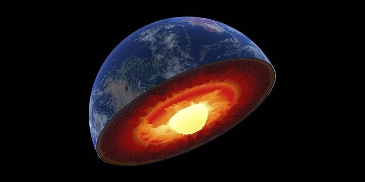 Ciencia: descubren que el centro de la Tierra podría estar girando