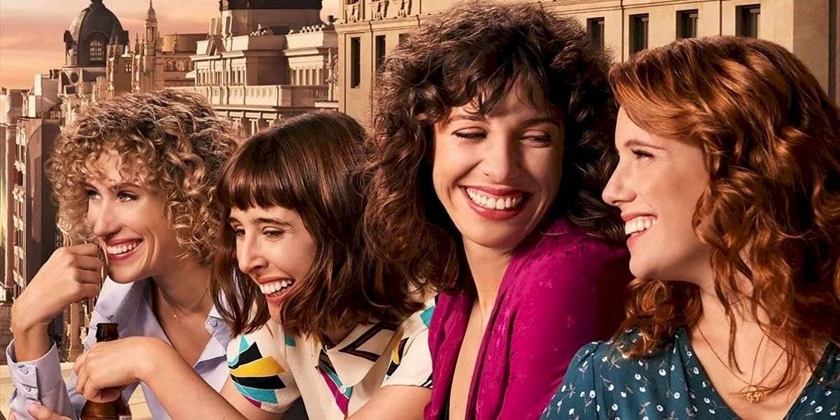 """La """"Sex and the city"""" española: Cómo es """"Valeria"""" la serie que arrasa en Netflix"""