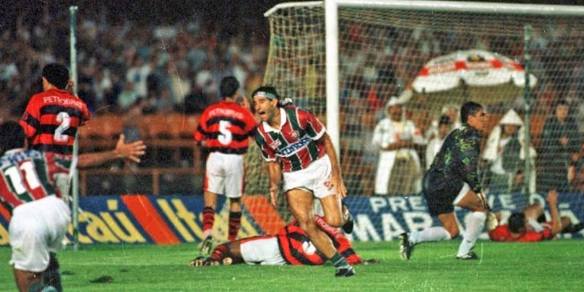 Band exibe Fla-Flu na final do Campeonato Carioca de 1995