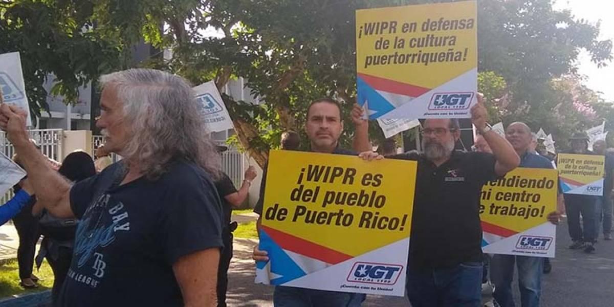 La UGT emplaza a la gobernadora para que cumpla su palabra de no privatizar a WIPR